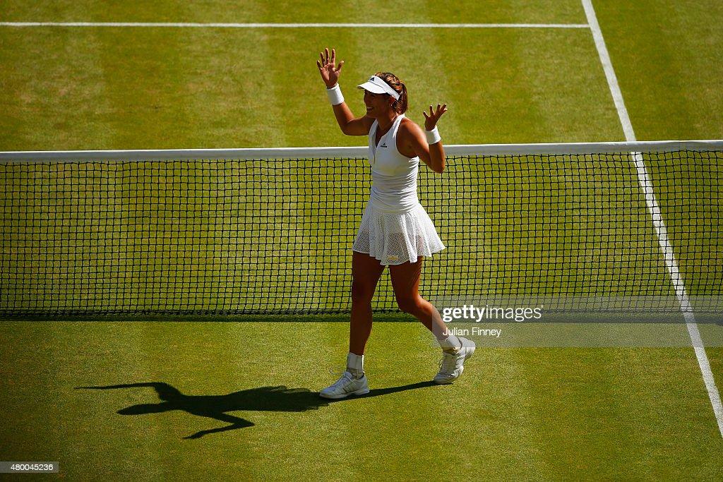 Day Ten: The Championships - Wimbledon 2015 : News Photo