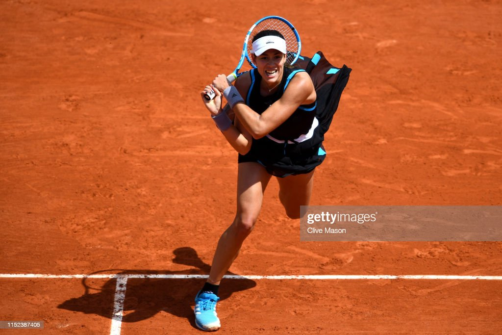 2019 French Open - Day Four : News Photo