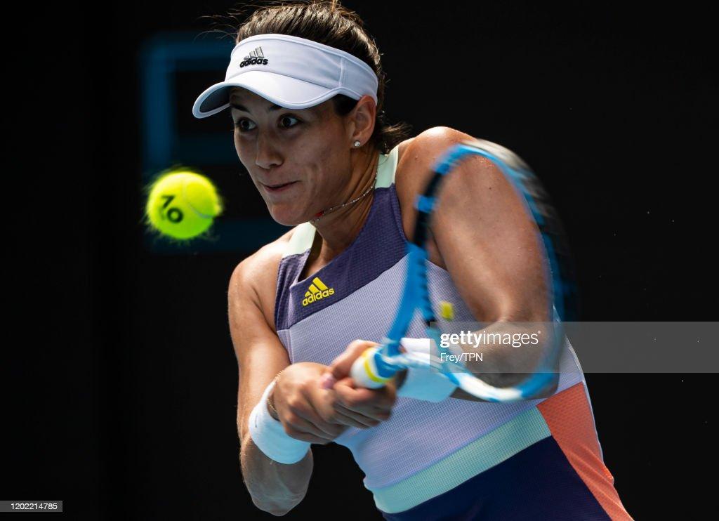 2020 Australian Open - Day 8 : Foto jornalística