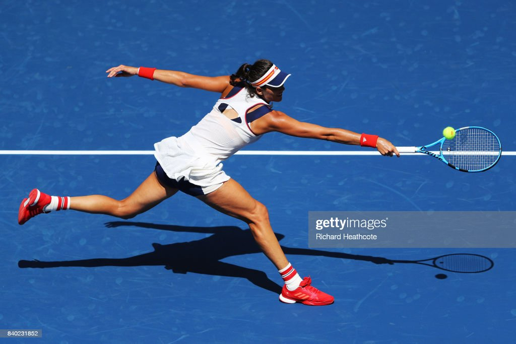 2017 US Open Tennis Championships - Day 1