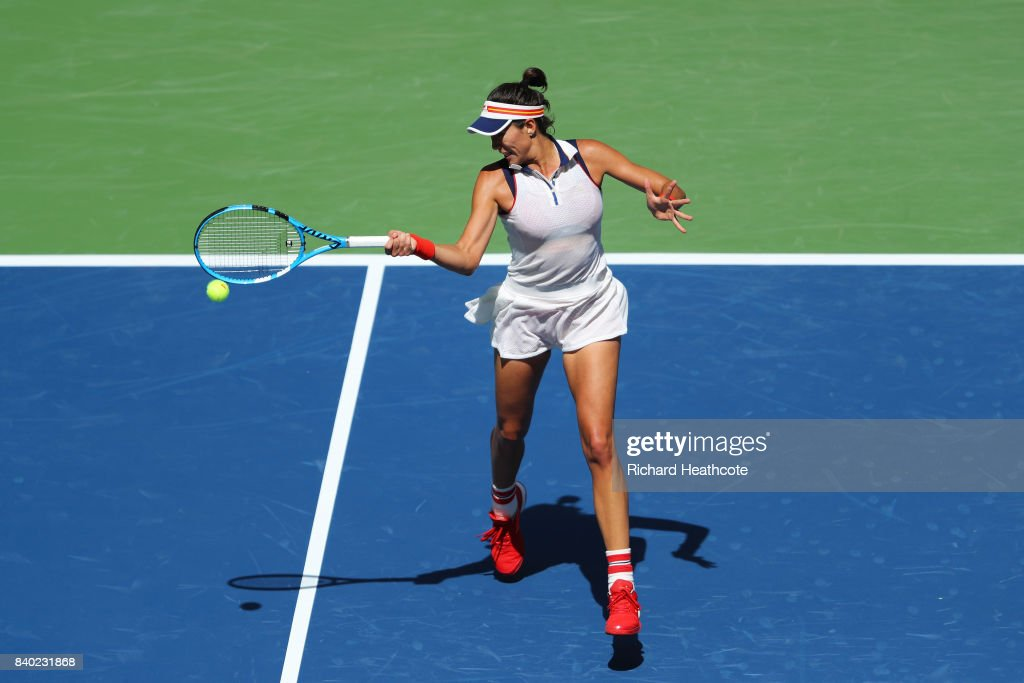 2017 US Open Tennis Championships - Day 1 : News Photo
