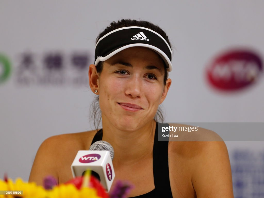 2018 WTA Elite Trophy Zhuhai - Day 2 : News Photo