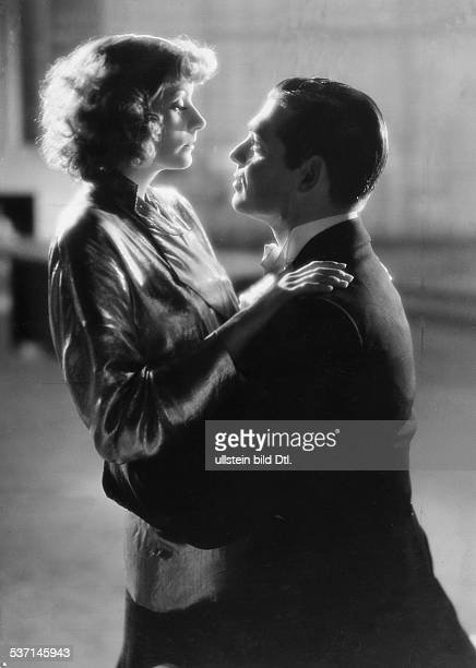 Garbo Greta Actress Sweden Garbo with Clark Gable in the film 'Susan Lenox Her Fall and Rise' Directed by Robert Z Leonard USA 1931 Film Production...