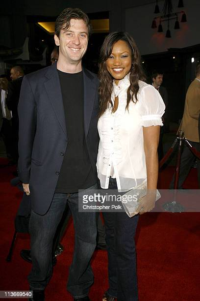 Garcelle Beauvais and her husband Mike Nilon