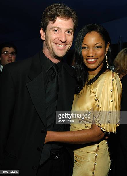 Garcelle Beauvais and husband Mike Nilon *EXCLUSIVE*