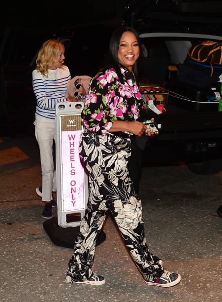 FL: Celebrity Sightings In Miami -  October 22, 2021