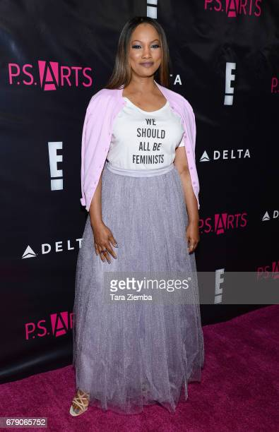 Garcelle Beauvais attends PS ARTS' the pARTy at NeueHouse Hollywood on May 4 2017 in Los Angeles California