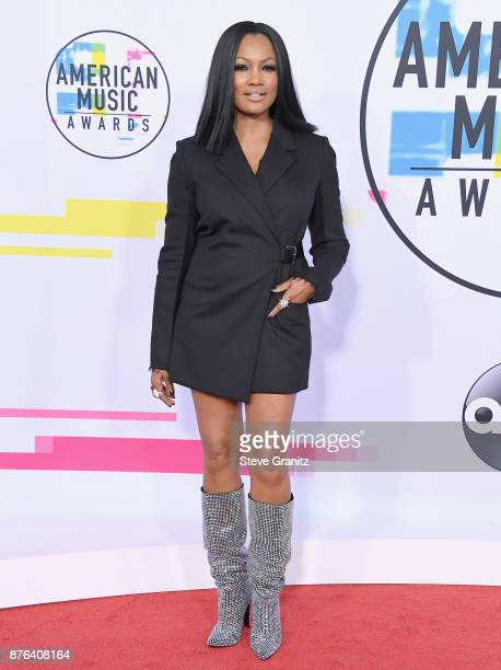 Garcelle Beauvais attends the 2017 American Music Awards at Microsoft Theater on November 19 2017 in Los Angeles California
