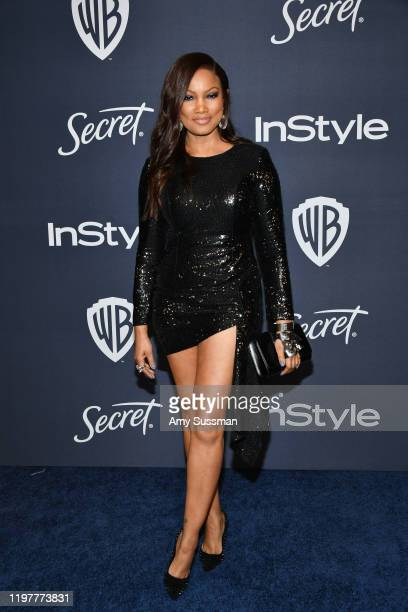 Garcelle Beauvais attends the 21st Annual Warner Bros And InStyle Golden Globe After Party at The Beverly Hilton Hotel on January 05 2020 in Beverly...