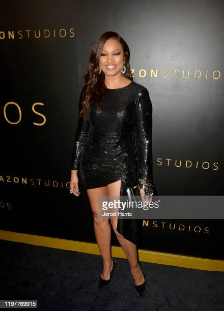 Garcelle Beauvais attends the Amazon Studios Golden Globes After Party at The Beverly Hilton Hotel on January 05, 2020 in Beverly Hills, California.