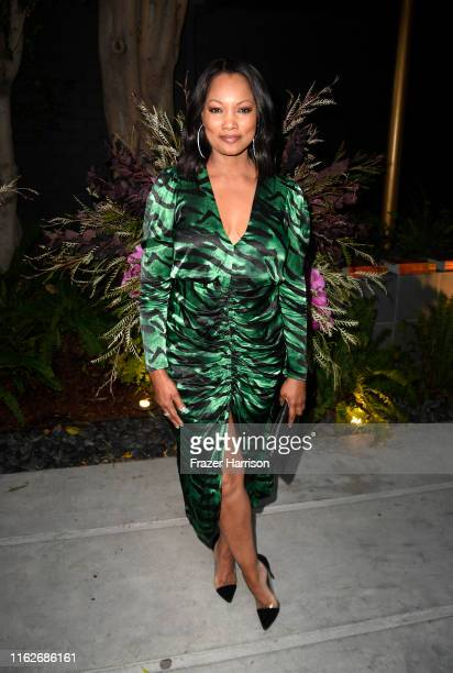 Garcelle Beauvais attends the Brain Health Initiative 100th Anniversary Of Women's Suffrage Gala at Eric Buterbaugh Los Angeles on July 17 2019 in...