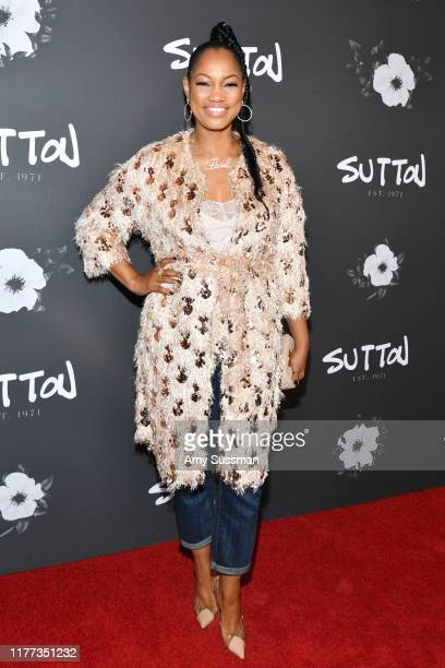Garcelle Beauvais attends the SUTTON Store Launch at SUTTON on September 26 2019 in West Hollywood California