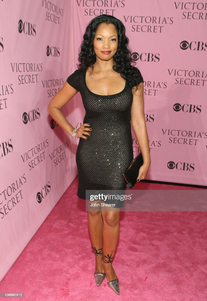 Garcelle Beauvais during 11th Victoria's Secret Fashion Show - Pink Carpet at Kodak Theater in Hollywood, California, United States.