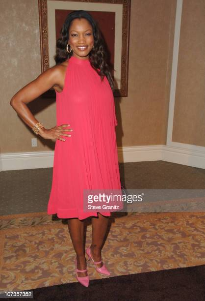 Garcelle Beauvais during Diamond Information Center and InStyle Host 6th Annual Awards Season Diamond Fashion Show Preview - Arrivals at Beverly...