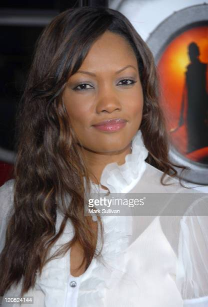 Garcelle Beauvais during Disturbia Los Angeles Premiere Arrivals at Mann's Chinese in Hollywood California United States