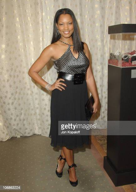 Garcelle Beauvais during Fifth Annual Awards Season Diamond Fashion Show Preview Hosted by Diamond Information Center and In Style Magazine at...
