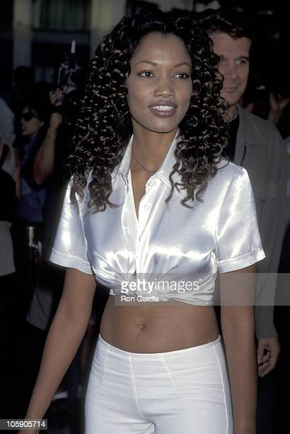 """Garcelle Beauvais during """"Mortal Kombat"""" Los Angeles Premiere at Mann's Chinese Theatre in Hollywood, California, United States."""