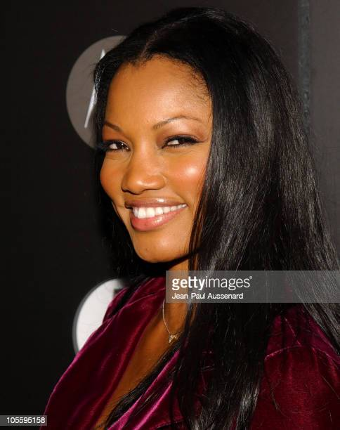 Garcelle Beauvais during Motorola's Seventh Anniversary Party to Benefit Toys for Tots Arrivals at American Legion Hall in Los Angeles California...