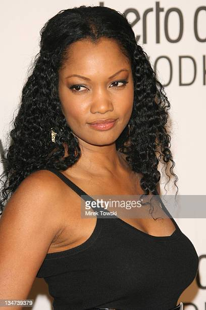 Garcelle Beauvais during Robert Cavalli Vodka brand launch party at Private Residence in Holmby Hills in Holmby Hills California United States
