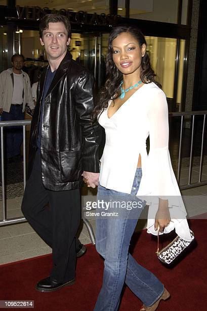 Garcelle Beauvais Husband during First Annual Entertainment Industry Foundation Love Rocks Concert to Honor U2's Bono and Launch EIF'S National...