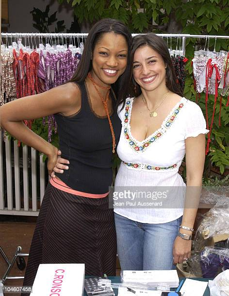 Garcelle Beauvais Shoshanna Lonstein during Shape Up For Summer at 'The Parlour' at The Parlour in Los Angeles California United States