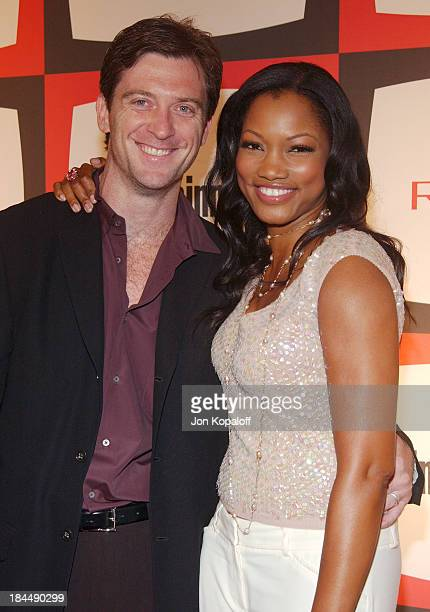 Garcelle Beauvais-Nilon and husband Mike Nilon during 2nd Annual Entertainment Weekly Pre-Emmy Party at The Hollywood Athletic Club in Hollywood,...