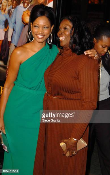Garcelle BeauvaisNilon and mother Marie Claire during Barbershop 2 Back in Business Premiere at Grauman's Chinese Theatre in Hollywood California...