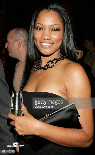 Garcelle BeauvaisNilon attends a party to celebrate the release of Iman's new book The Beauty of Color hosted by Eva Mendes at the Hollywood...