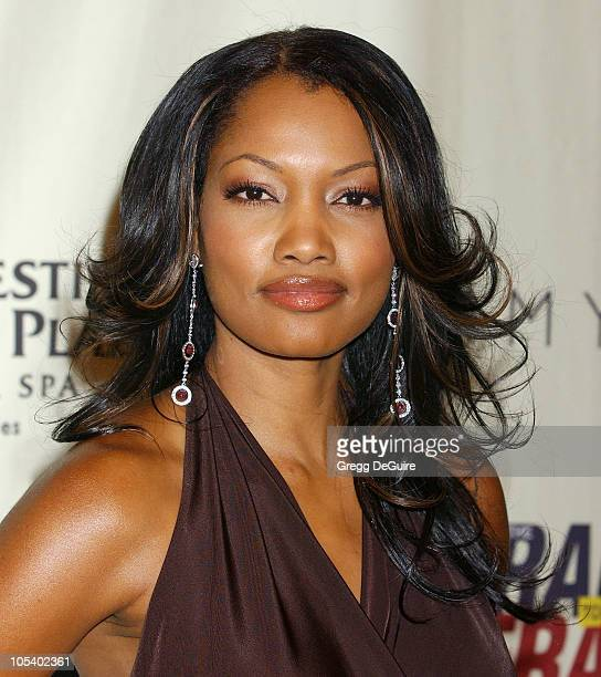 Garcelle BeauvaisNilon during 11th Annual Race To Erase MS Gala Arrivals at The Westin Century Plaza Hotel in Los Angeles California United States