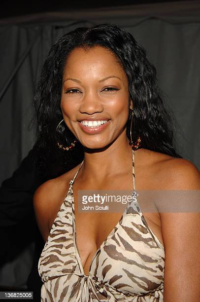 Garcelle BeauvaisNilon during 2nd Annual Lakers Casino Night Benefiting the Lakers Youth Foundation Red Carpet and Inside at Barker Hanger in Santa...