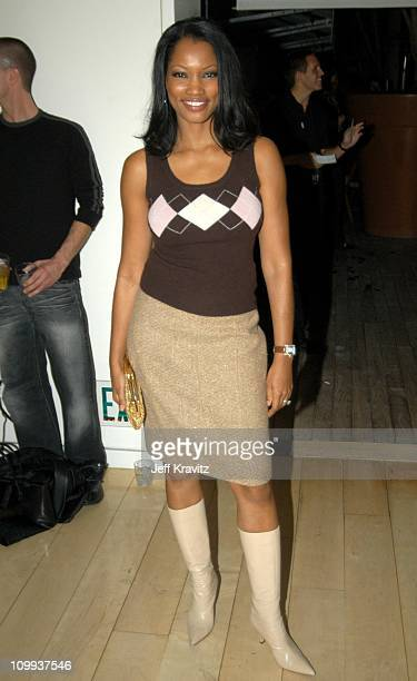 Garcelle BeauvaisNilon during Jessica Simpson and Nick Lachey Host Sony Ericsson T610/T616 Shoot for the Stars Charity Auction for the...