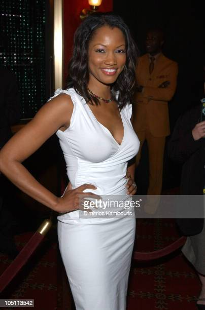 Garcelle BeauvaisNilon during Matrix Reloaded New York Premiere Inside Arrivals at Ziegfeld Theater in New York City New York United States