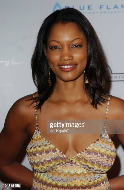 Garcelle BeauvaisNilon during P Diddy Hosts 2003 MTV Movie Awards AfterParty at Private Residence in Beverly Hills California United States