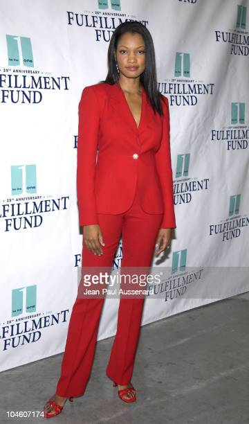 Garcelle BeauvaisNilon during The Fulfillment Fund honoring the Creative Artists Agency Foundation and the Billy Blanks Foundation at the 16th...
