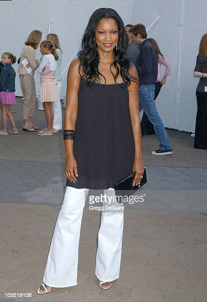 Garcelle BeauvaisNilon during The Perfect Man Los Angeles Premiere Arrivals at Universal Studios Cinema at City Walk in Universal City California...