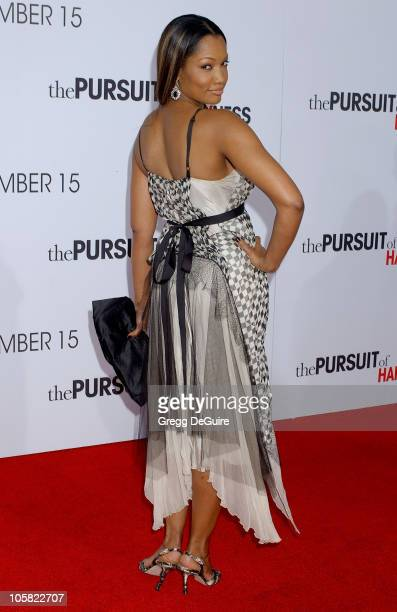Garcelle BeauvaisNilon during The Pursuit Of Happyness Los Angeles Premiere Arrivals at Mann Village Theatre in Westwood California United States