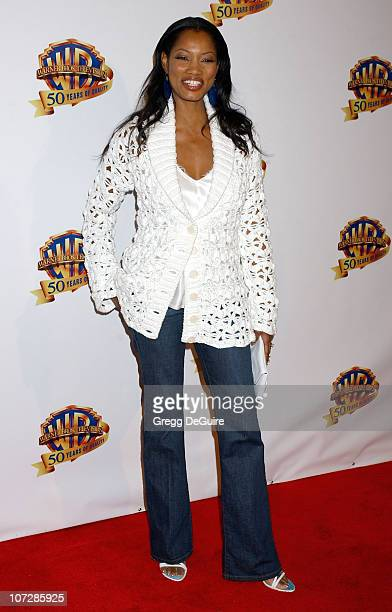 Garcelle BeauvaisNilon during Warner Bros Television And Warner Home Video Celebrate 50 Years Of Quality TV Arrivals at Warner Bros Studio in Burbank...