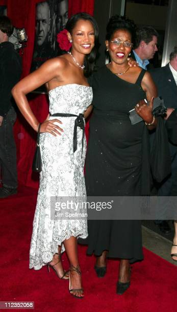 Garcelle BeauvaisNilon mother Marie Claire during Bad Company World Premiere at Loews Lincoln Square Theater in New York City New York United States