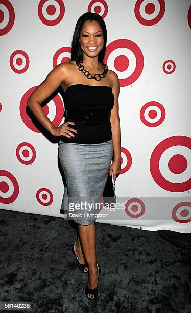 Garcelle BeauvaisNilon poses at a party to celebrate the release of Iman's new book The Beauty of Color hosted by Eva Mendes at the Hollywood...
