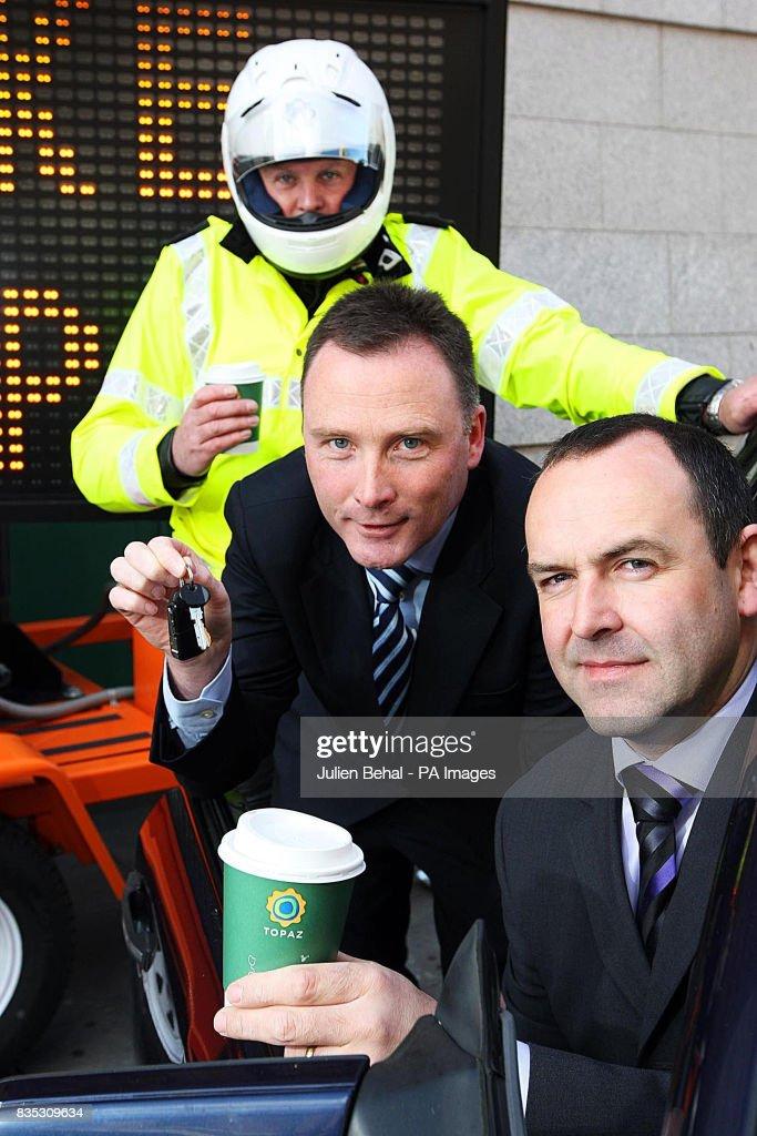 Garda Kevin McNulty, DMP Traffic, Dublin Castle