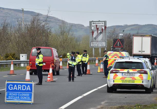 GBR: Garda Turn Back Non-essential Travellers From Jonesborough Border