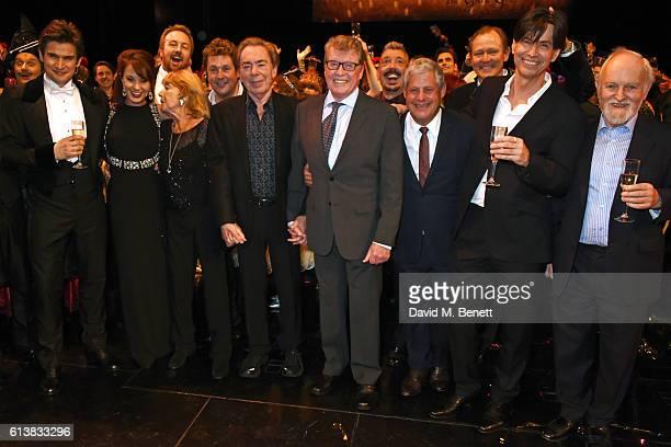 Gardar Thor Cortes Sierra Boggess John Owen Jones Dame Gillian Lynne Michael Ball Lord Andrew Lloyd Webber original Phantom Michael Crawford Sir...