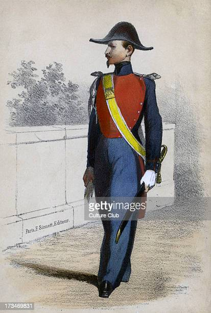 Garde de Paris à Pied: member of Municipal Guard of Paris which was originally created by Napoleon I to maintain order and suppress riots in Paris....