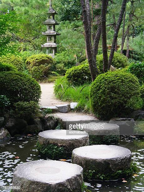 Garden at Heian Shrine