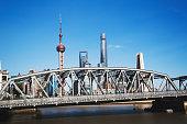 Garden bridge of Shanghai , China