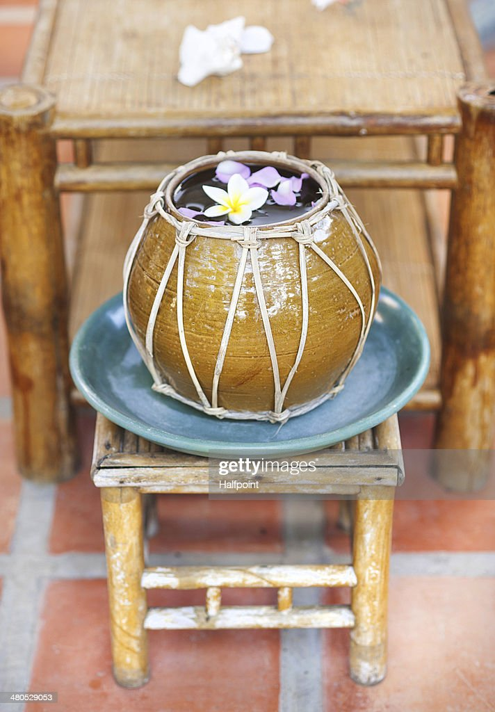 Garden decoration : Stockfoto