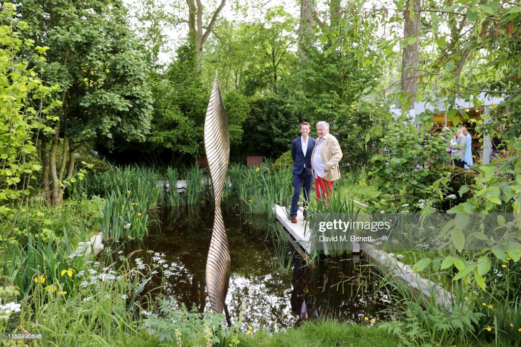 RHS Chelsea Flower Show Press Day : News Photo