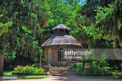 Garden Folly Stock Foto Getty Images
