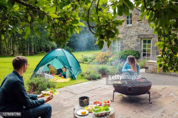 garden fun - garden stock pictures, royalty-free photos & images