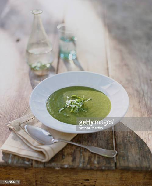 Garden Greens Soup